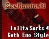 First Lolita Socks 4