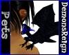 Blue/Black Dragon
