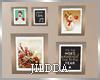 ~J~Christmas Wall Frame