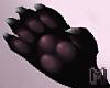 🅜 SKUNK: paw claws f
