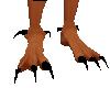M anyskin Monster feet