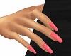 Coral Lush Nails