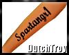 Spartangr1 arm tattoo