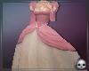 [T69Q] Ariel Pink Dress