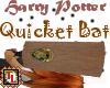 Hogwarts Quicket Bat