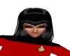 black vulcan hair