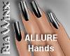 Wx:Sleek Allure Black