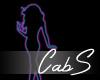 CS PB Club Neon Girl I