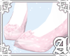 Glass Slippers~ Pink
