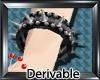 (S) Goth Spike Bracelt R