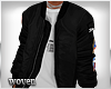 W| NASA Patched Bomber 2
