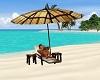 """""""K"""" Beach Chair"""