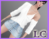 ! !! LC* Sol Outfit Blan