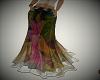falda hawaii