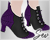 *S Witch Boots