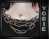 ~Y~Rusty Chain Belt