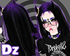 [DZ] Loose Violet Dreads