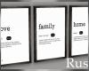 Rus Set of 3 Frames