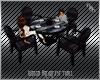 B*Indigo Breakfast Table