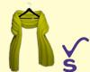 VS- Acrylic Shawl Olive