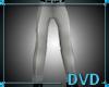 pants silver skinny leg