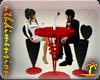 romantic club table x2RB