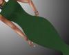 Teanella^Green^Dress