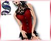 [S] Striga corset1 rojo