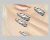 |s| dainty hands zebra