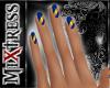 L~ Hogwart's Nails V3