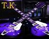 T.K Guitar Cutout,