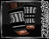 !DS! Houndstooth Socks