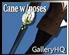 GHQ~ Hatty|Hat|Cane|V2