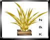 N & K Anim plant Gold