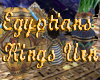 Egyptian Kings Urn