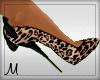 {fm} Vintage Leo Heels