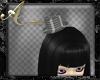 Gray Day Lolita Hat