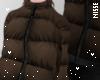 n| Winter Jacket Brown