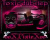 M pink toxic kicks