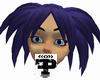 F> Indigo Momoko Hair