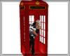 ! TELEPHONE CABIN KISS