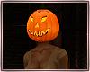 ~Pumpkin Female Head~