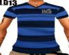 *HCO Stripes D Blue*LD13