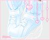 ♔ Sneakers e Blue