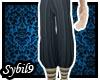 [MMO] Blue Baggy Pants 2