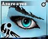 [Hie] Azure eyes M