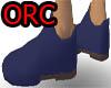 !ORC!Blue PS Shoes