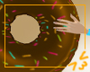 extra giant DONUT! :D