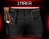 1. Black Cargo Pants