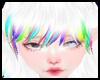 *Y* Naulla Rainbow bangs
